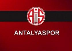 Antalyaspor'a transfer yasağı!