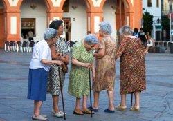 Avrupa yaşlanmaya devam ediyor