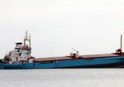 Karaya oturan gemi ihaleyle satılacak