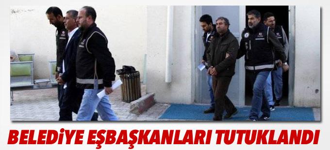 Karakoçan Belediye eşbaşkanları tutuklandı