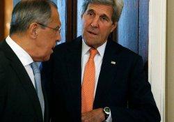 Lavrov ve Kerry'den bir günde iki telefon görüşmesi