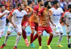 Galatasaray'dan müthiş dönüş