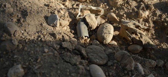 Kilis'e atılan roket mermisi infilak etti: 1 polis hayatını kaybetti