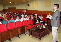 Sağlık çalışanlarına şiddeti önleme eğitimi