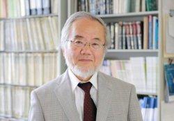 Nobel Tıp Ödülü, Japon hücre biyoloğu Yoshinori Ohsumi'ye verildi