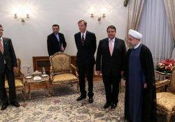 Almanya Ekonomi Bakanı İran'da