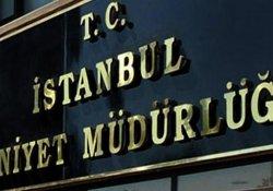 İstanbul Emniyet Müdürlüğü: 757 personel görevden uzaklaştırıldı