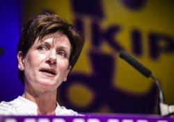 İngiltere'de göçmen karşıtı UKIP'in lideri 18 gün görevde kalabildi