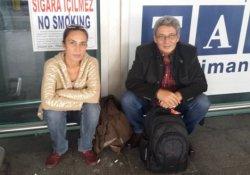 Gazeteci Başlangıç ve Yıldırım'ın pasaportlarına el kondu
