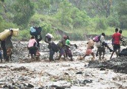 Haiti'yi vuran Matthew Kasırgası ABD'ye ilerliyor