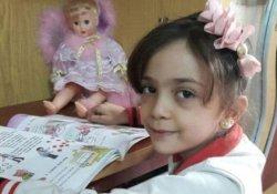 7 yaşındaki Halepli kız Twitter'dan bildiriyor