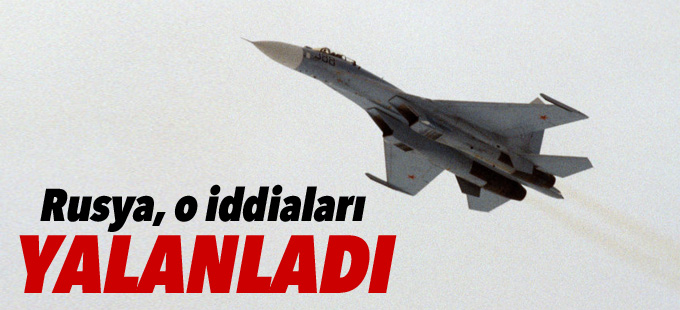 Rusya: Uçağımız Finlandiya hava sahasını ihlal etmedi