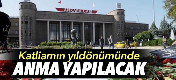 Ankara Barış Mitingi Katliamı birinci yılında anılacak