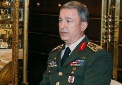 Genelkurmay Başkanı Akar, İstanbul Valiliği'ni ziyaret etti