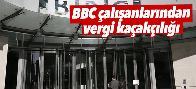BBC'deki yaklaşık 100 çalışanın vergi kaçırdığı ortaya çıktı