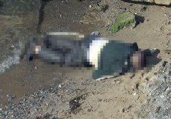Kartal sahilde ceset bulundu