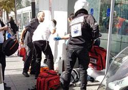 Kudüs'te silahlı saldırı