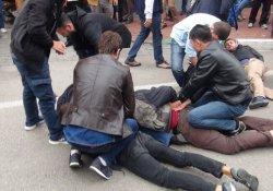 10 Ekim gösterisine müdahale: 29 gözaltı