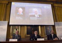 Nobel Ekonomi Ödülü Amerikalı ve Fin iktisatçılara
