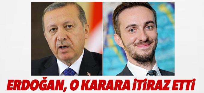 Erdoğan, Böhmermann kararına itiraz etti