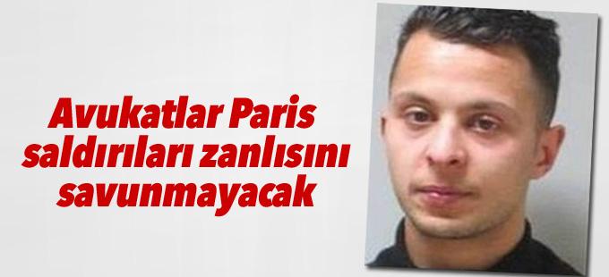 Avukatlar Paris saldırıları zanlısı Salah Abdeslam'ı savunmayacak