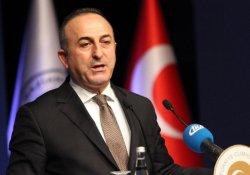 Bakan Çavuşoğlu, Mogherini ile telefon görüşmesi yaptı