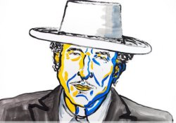 Nobel Edebiyat Ödülü Bob Dylan'a verildi