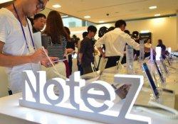 Samsung: Note 7 fiyaskosunun bedeli büyüyor