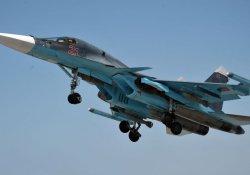 Rusya, Stratosfer'e Su-34 uçağı gönderdi