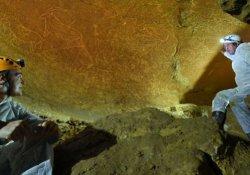 İber Yarımadası'nda 'olağanüstü' mağara çizimleri bulundu