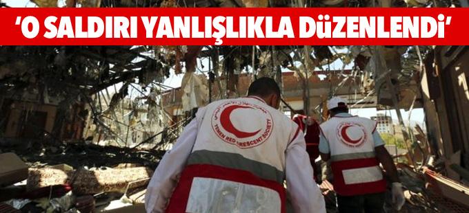 '140 kişinin öldüğü saldırı yanlışlıkla düzenlendi'