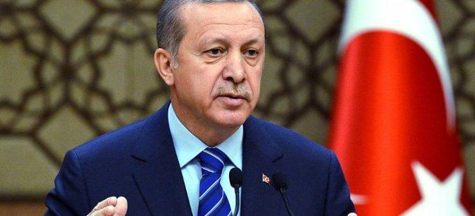 Erdoğan: Türkiye çok büyük saldırı altında