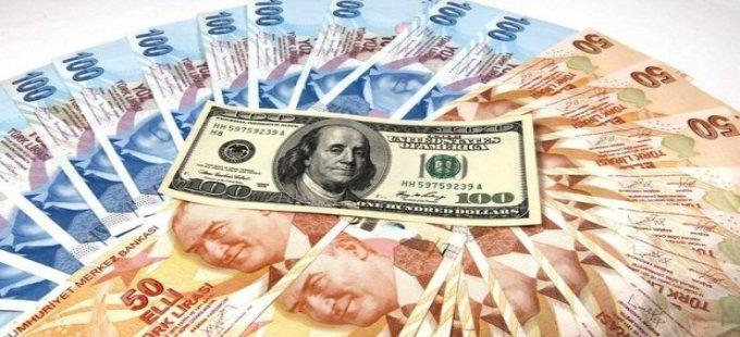Türk lirası eriyor; dolar 3.89'u de aştı