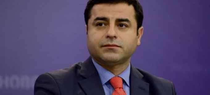 Demirtaş'tan 'AK Partili Kürtler' tahmini