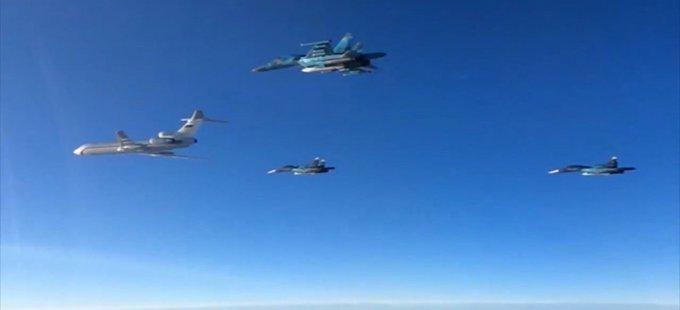 Rusya Rakka'yı vurdu