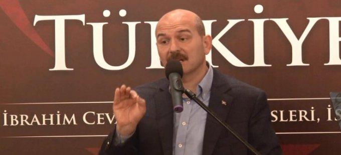 Süleyman Soylu HDP şarkısı yasağını anlattı