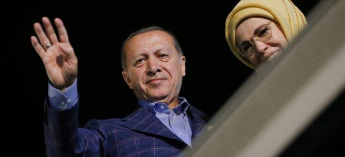 Erdoğan'ı ilk tebrik eden liderler