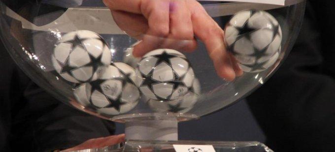 UEFA ve Şampiyonlar Ligi kuraları yarın çekilecek