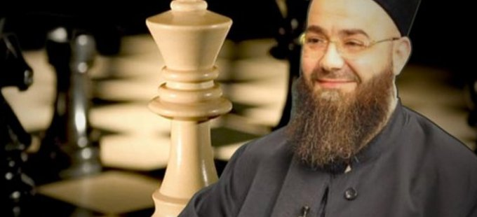 Cübbeli Ahmet Hoca'ya satrançtan takipsizlik