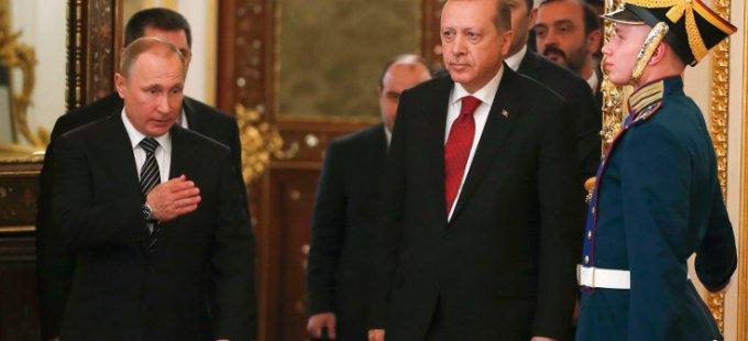Kremlin'den Erdoğan'la görüşme açıklaması