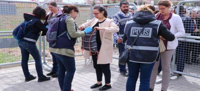 Kışanak ve Tuncel'in davası Malatya'da başladı