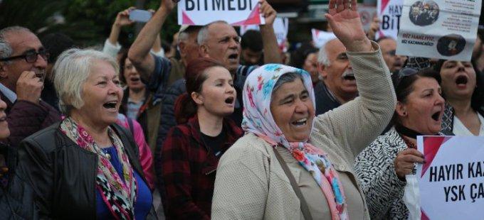 Referandumu protestoya gözaltılar sürüyor