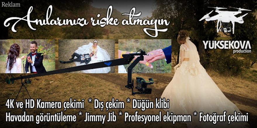 Yüksekova Production ile Profesyonel düğün çekimi farkı