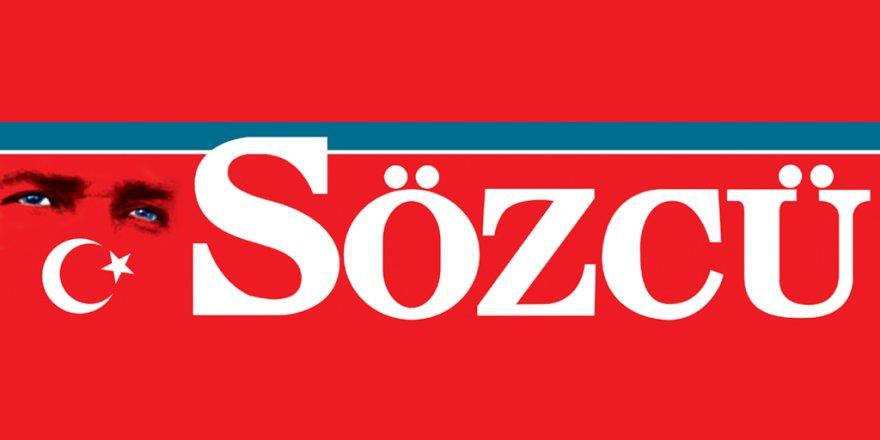 Sözcü gazetesine yönelik operasyon başlatıldı