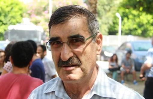 İHD Mersin Başkanı Ali Tanrıverdi tahliye edildi