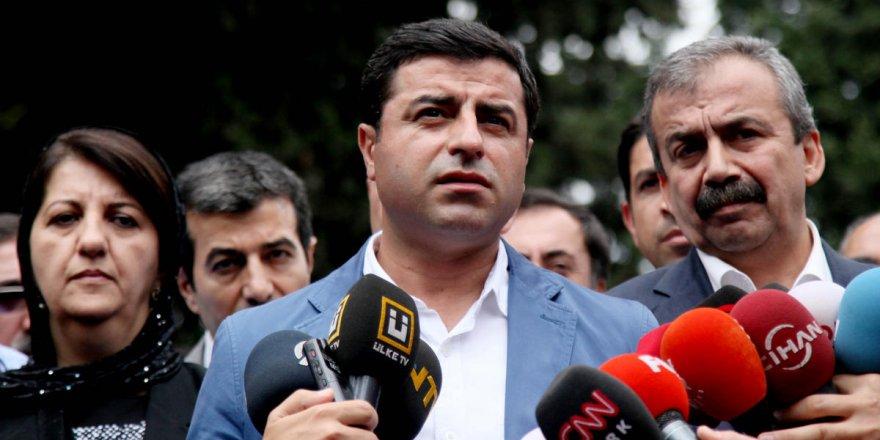 HDP iddianamesi: Üfleriz gazı...