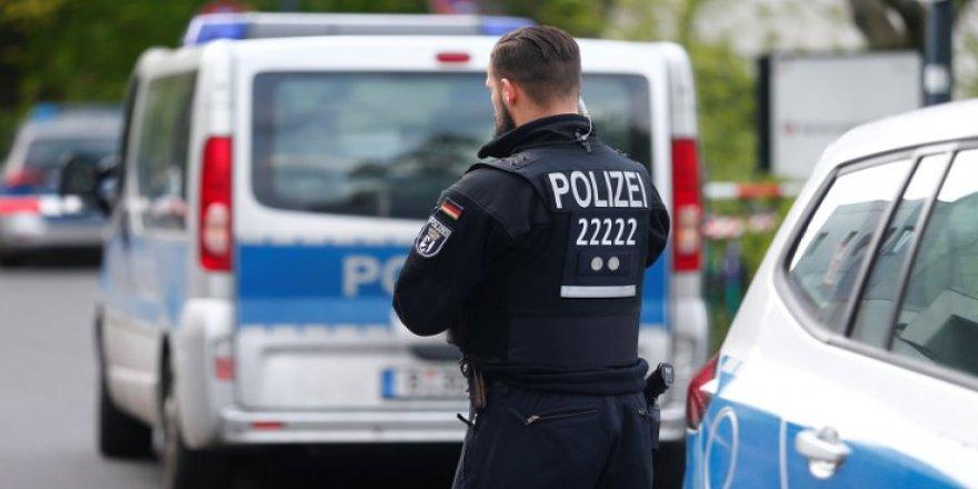 Almanya Adalet Bakanlığı'na baskın girişimi