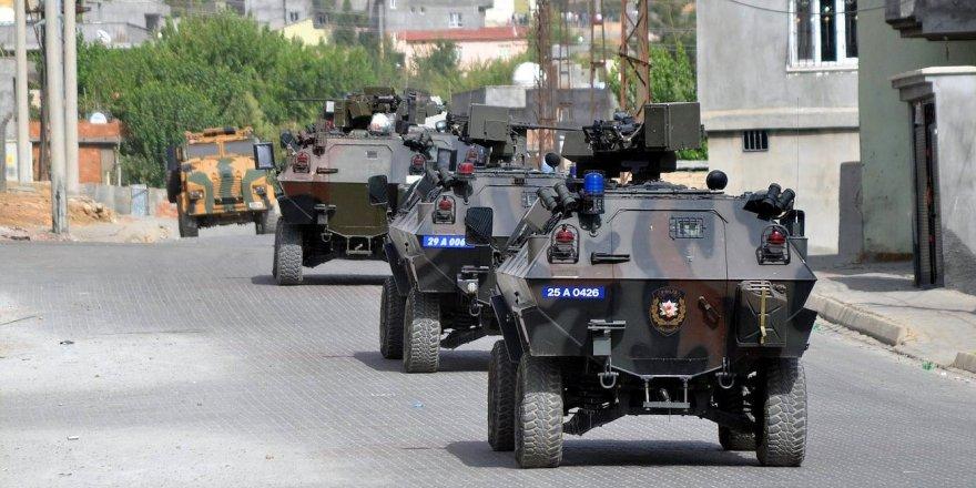 Diyarbakır'da 43 köyde sokağa çıkma yasağı ilan edildi