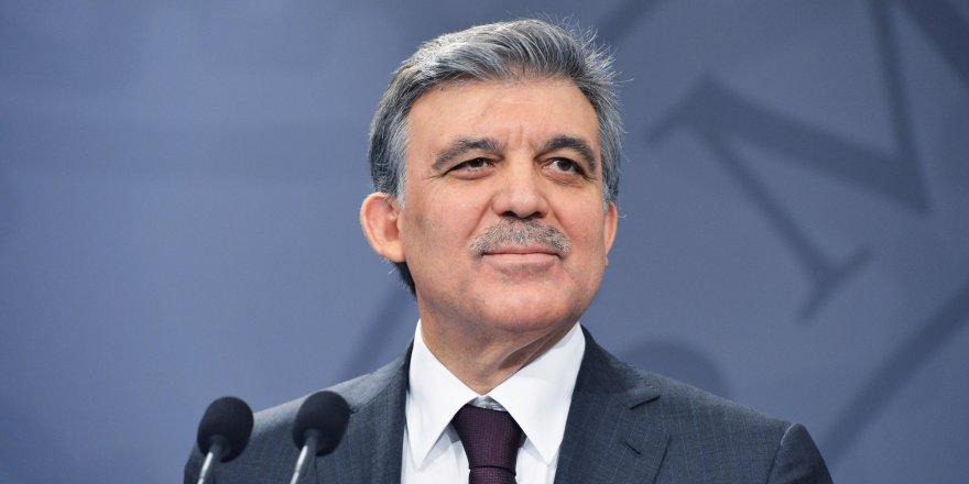 Gül'den AK Parti kongresi mesajı