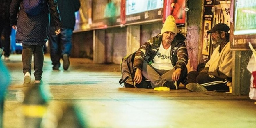 3 gece sokakta konakladı; evsizler neler yaşıyor?